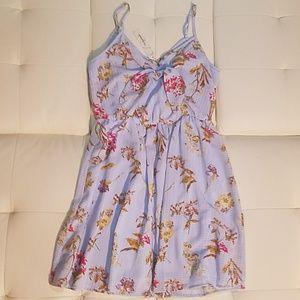 Speechless Flowy Dress